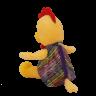 Цыпленок радужный